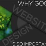 Perchè è importante il design del sito?