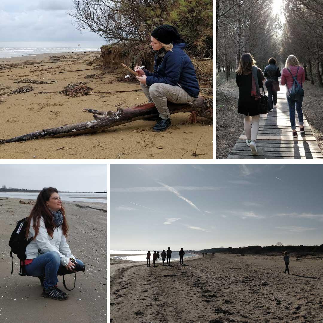 Ca' delle Idee - Spiaggia di Brussa