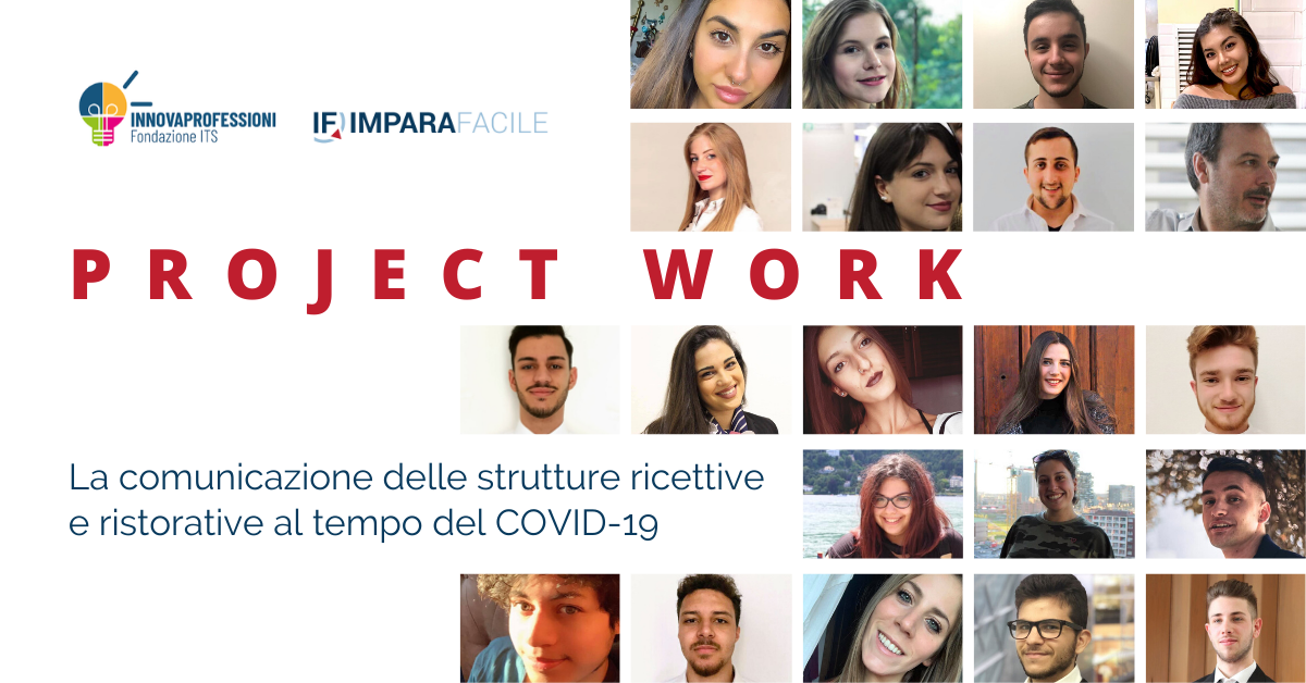 Innovaprofessioni - Project Work 2020 - Corso Hotel Manager II anno